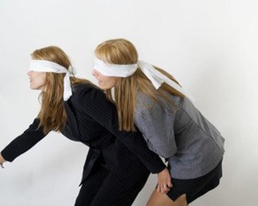 Eat your meals blindfolded